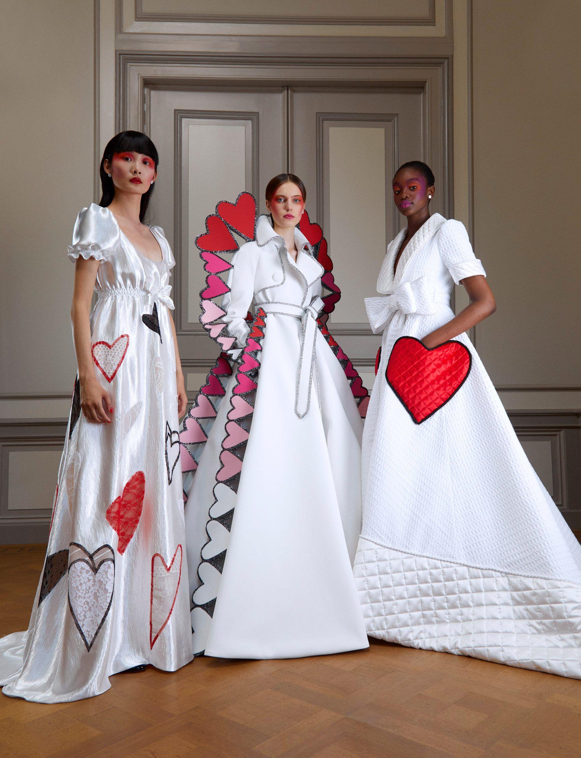 Viktor&Rolf宣传与Covid19相关的最新时装系列心态 in 2020 Fashion