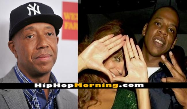 Russell Simmons Says Beyonce And Jay Z Is Not In The -7577