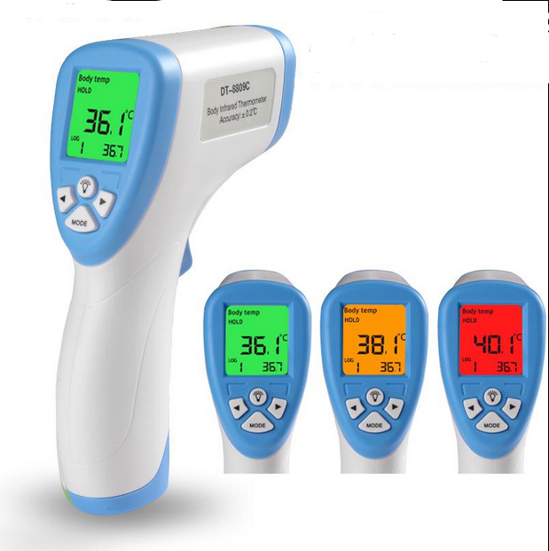Thermometers Lcd Thermometer Digital Baby Kids Child Adult Body Medical Temperature Measurement Tools Baby Termometro Digital Infravermelho Cheap Sales