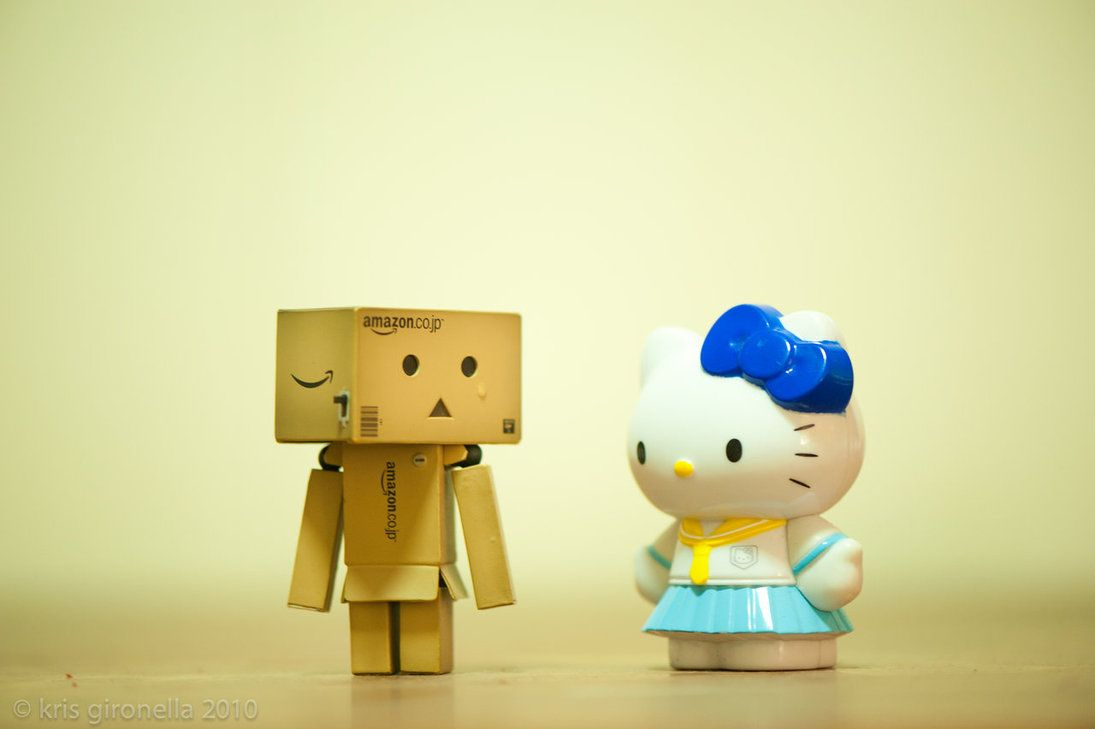 Danbo Kitty Why Are You Crying Danbo Danbo Novelty Lamp