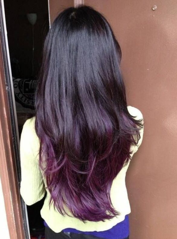 Best Temporary Purple Hair Dye Set Hair Beauty Ideas Pinterest