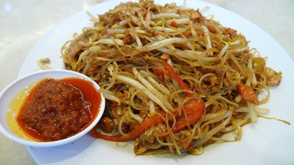 Bihun goreng, i ate this every morning at work back in Malaysia