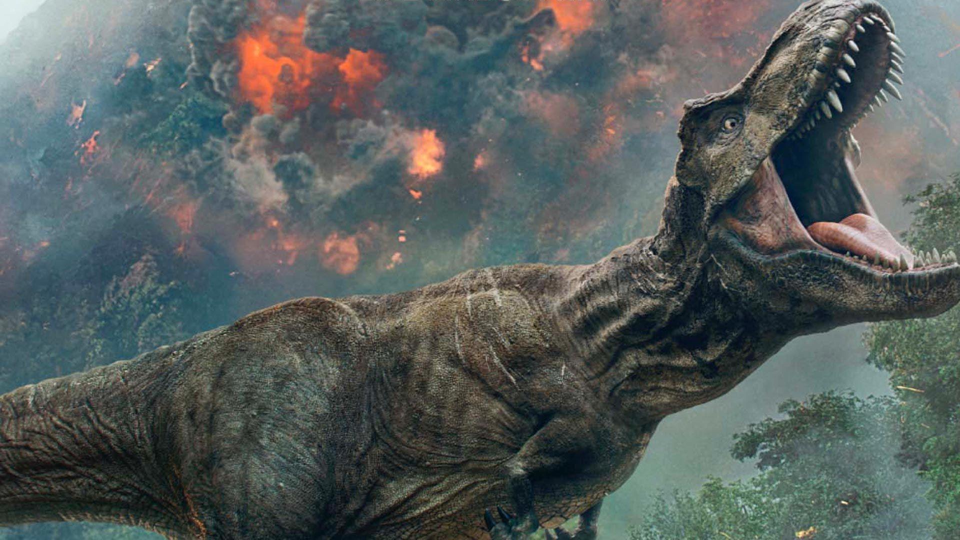 *Watch Jurassic World Fallen Kingdom (2018) FULL MOVIE