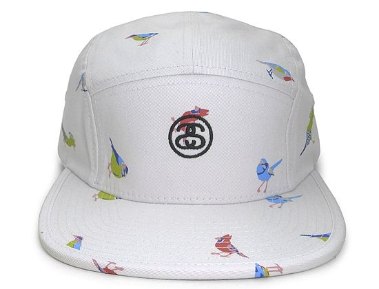 e39ea4c30c86f Birds 5-Panel Hat by STUSSY