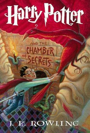 harry+potter+book+2cover | harry potter and the chamber of secrets book 2 of the harry potter ...