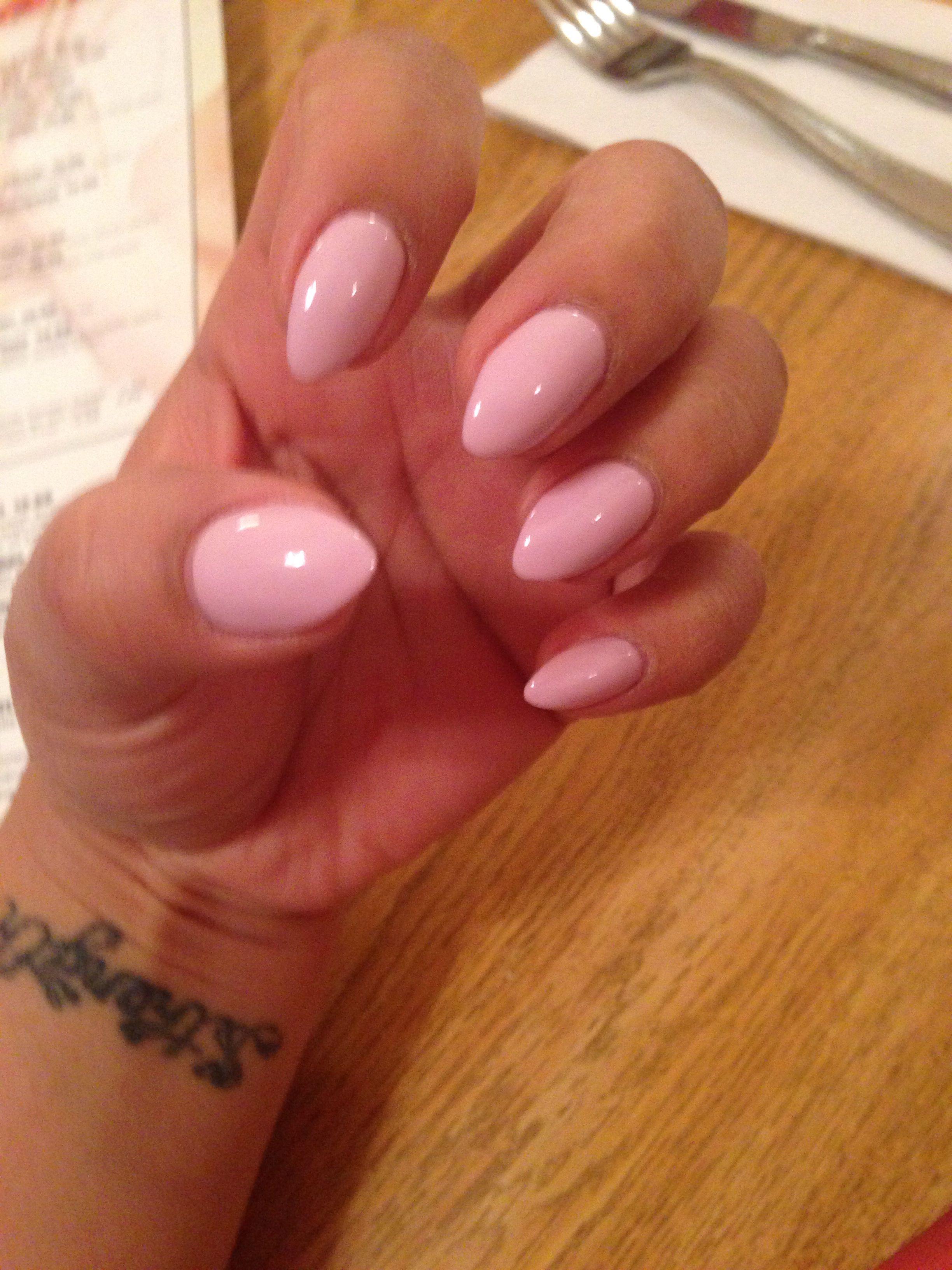Almond nails | Nails | Pinterest