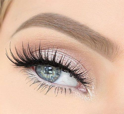 15 Valentines Day-Eye-Make-up-Ideen – 2016-7 #make-upideen