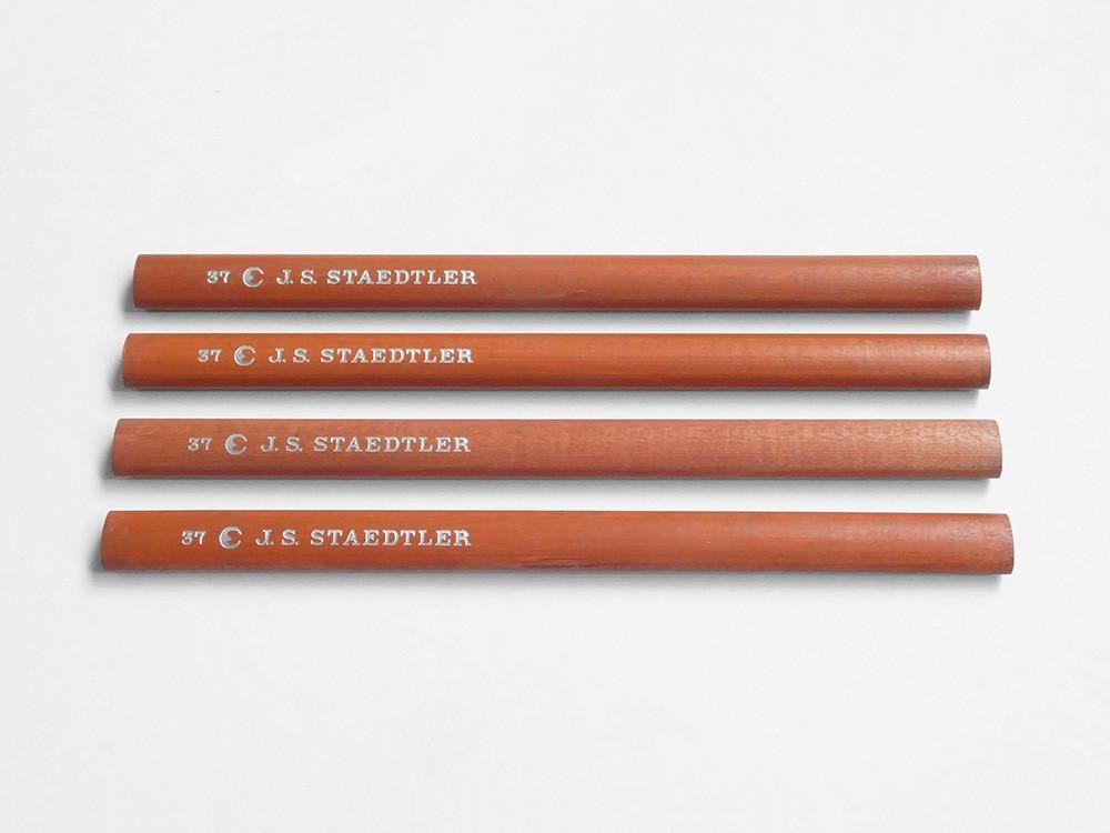 Staedtler Carpenter Pencil With Images Staedtler Carpenters Pencil Pencil