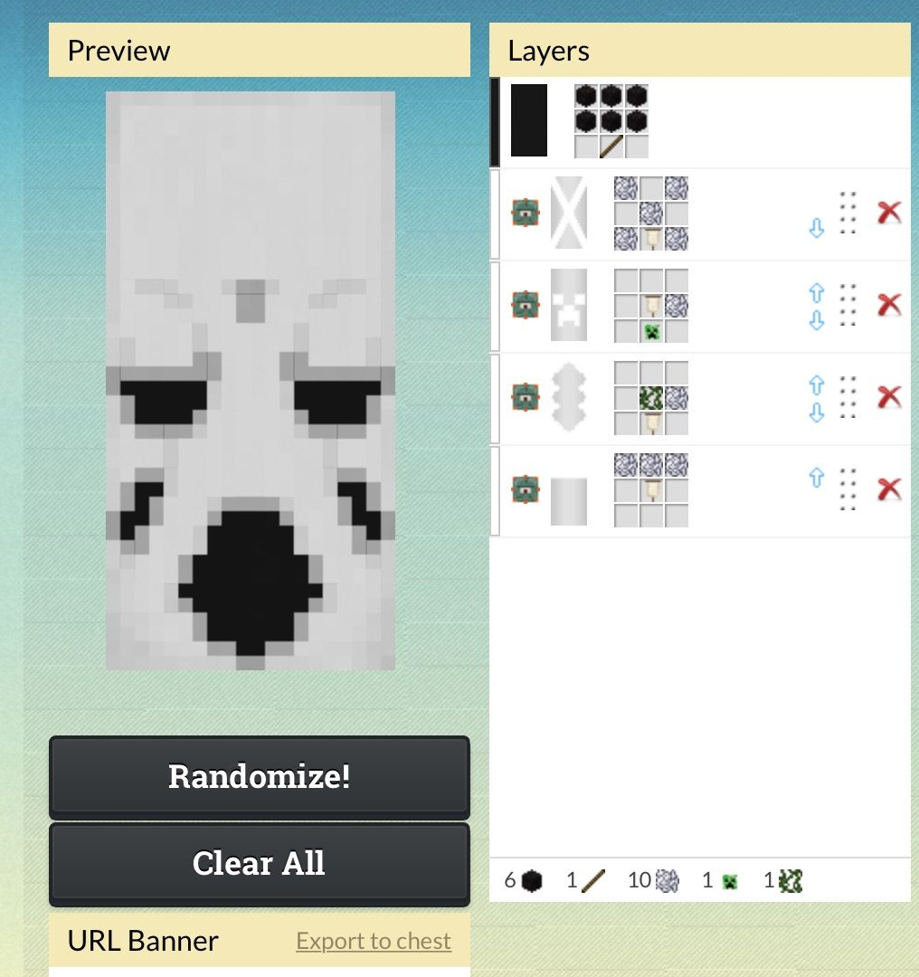 Horse Armor Minecraft Recipe image result for minecraft recipes banner crafting | minecraft