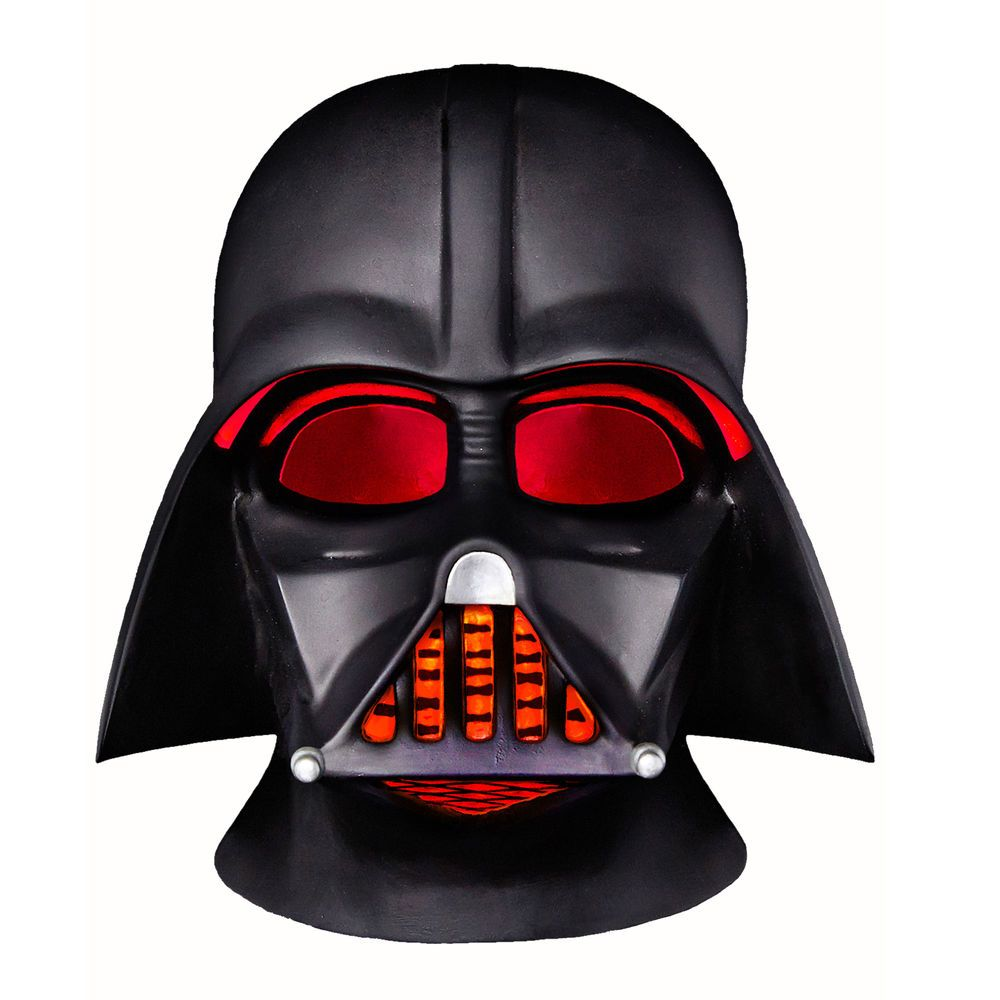 Star Wars Darth Vader New Official 3d Character Head Mood Large Table Light Lamp Ebay Darth Vader Helmet Darth Vader Vader Helmet