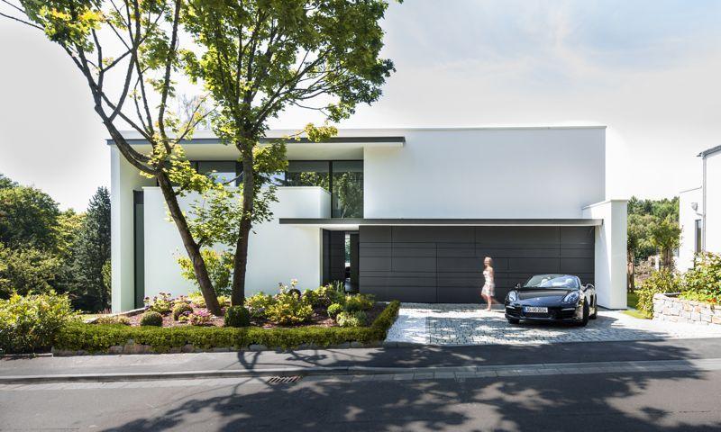 haus jmc: fuchs, wacker. architekten bda mehr | architecture, Modern Dekoo