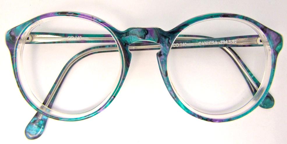 turquoise eyeglass frames - Google Search   Eyeglasses that don\'t ...