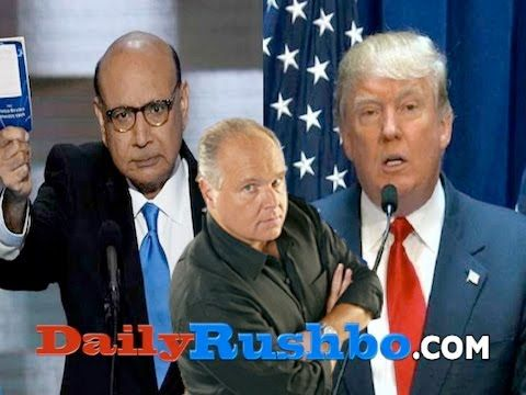RUSH: Trump MISREAD Strategic Move By Hillary