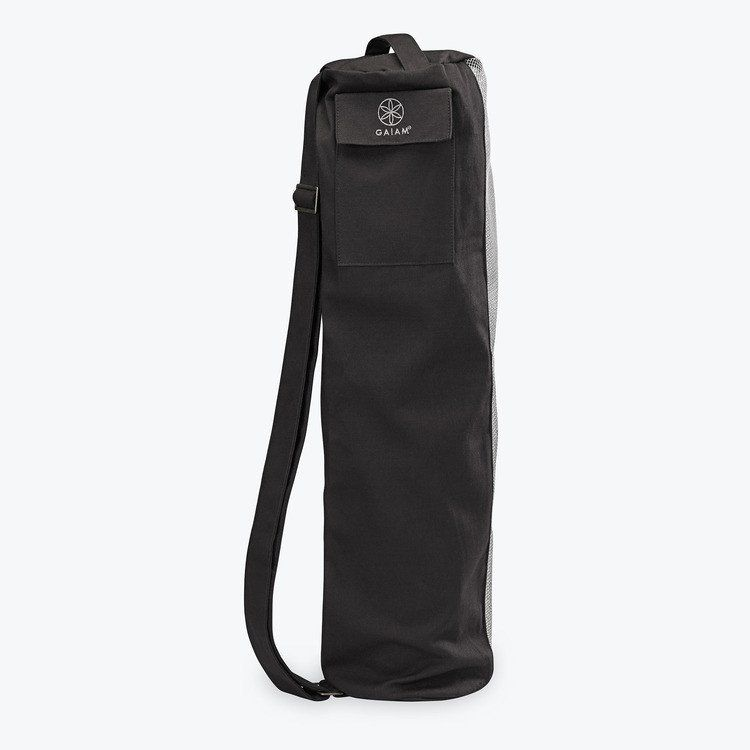 Breathable Yoga Mat Bag from Gaiam.com 30