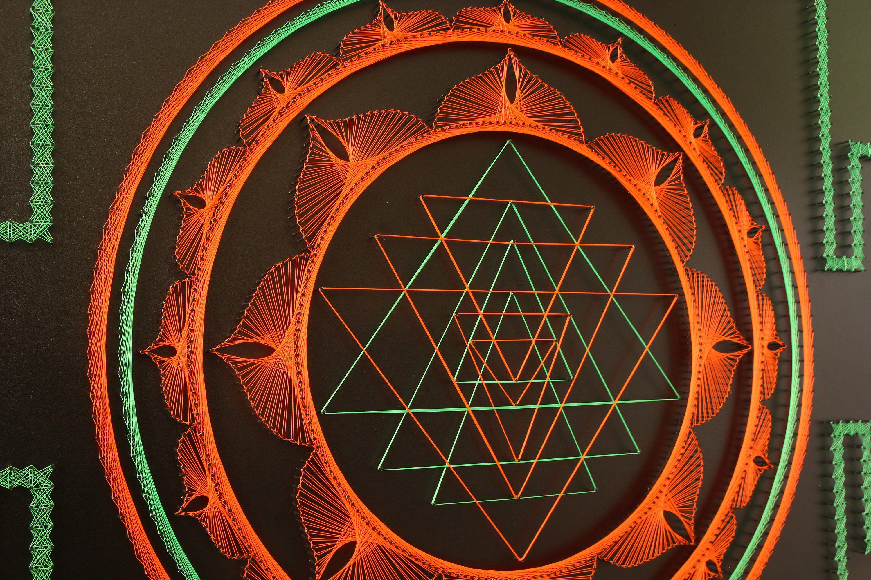 Home Zen La Clayette pin on string art
