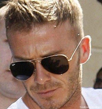Ray Ban Aviator David Beckham Sunglasses 2012 Note To
