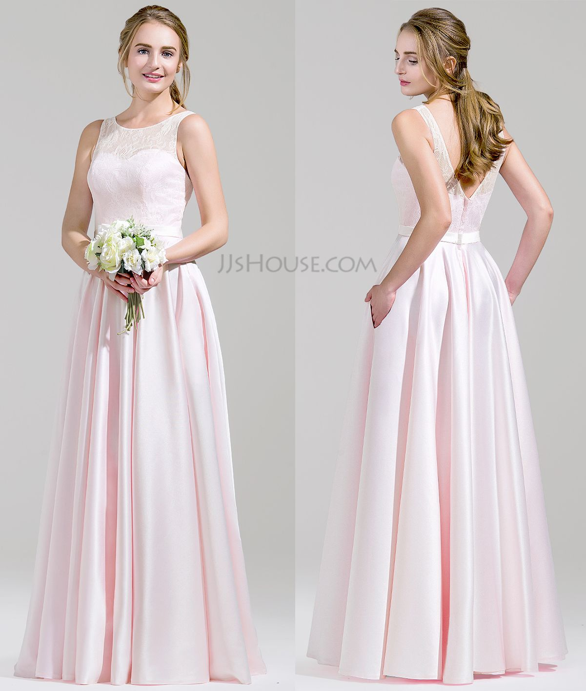 This bridesmaid dress will look great on your girls. #jjshouse ...