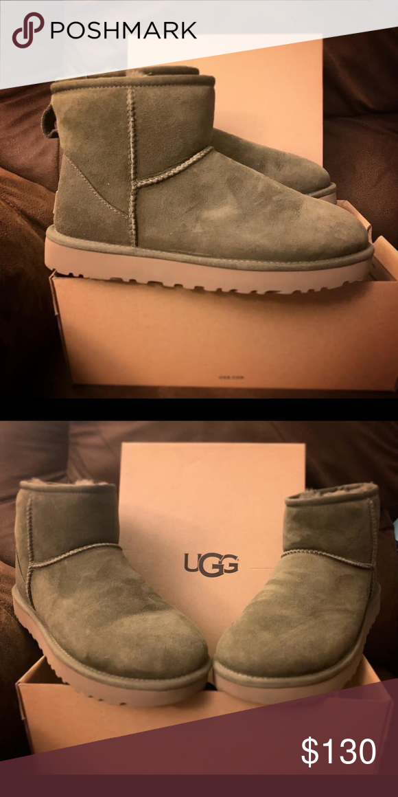c9ee436fc67 UGG Boots UGG Women's Classic Mini II Boots Size 9. True to size ...