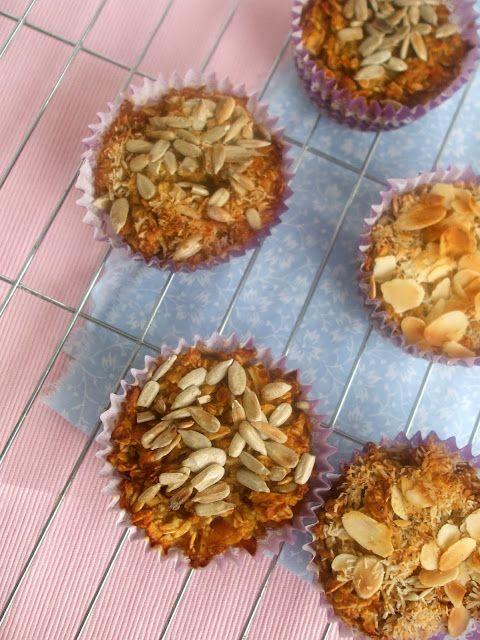 Nem acredito que é saudável!: Muffins de aveia