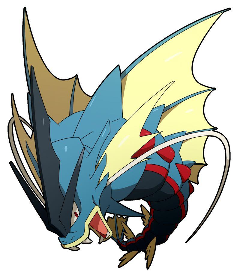 Mega Gyarados | Teh Pokemanz | Pinterest | Pokémon Pokemon Mega Red Gyarados