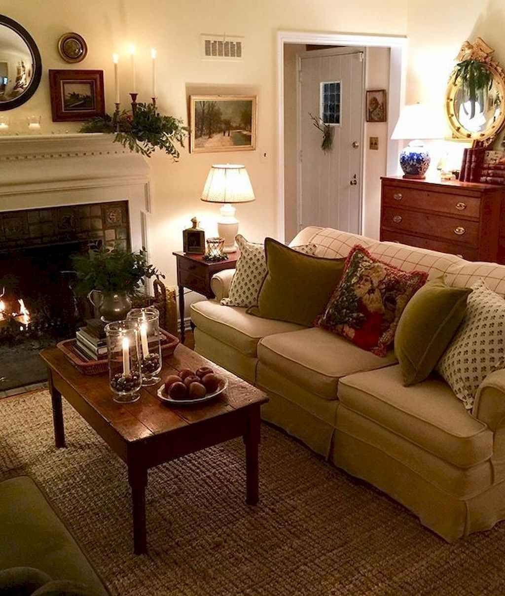 01 Cozy Apartment Living Room Decorating Ideas | Cozy ...