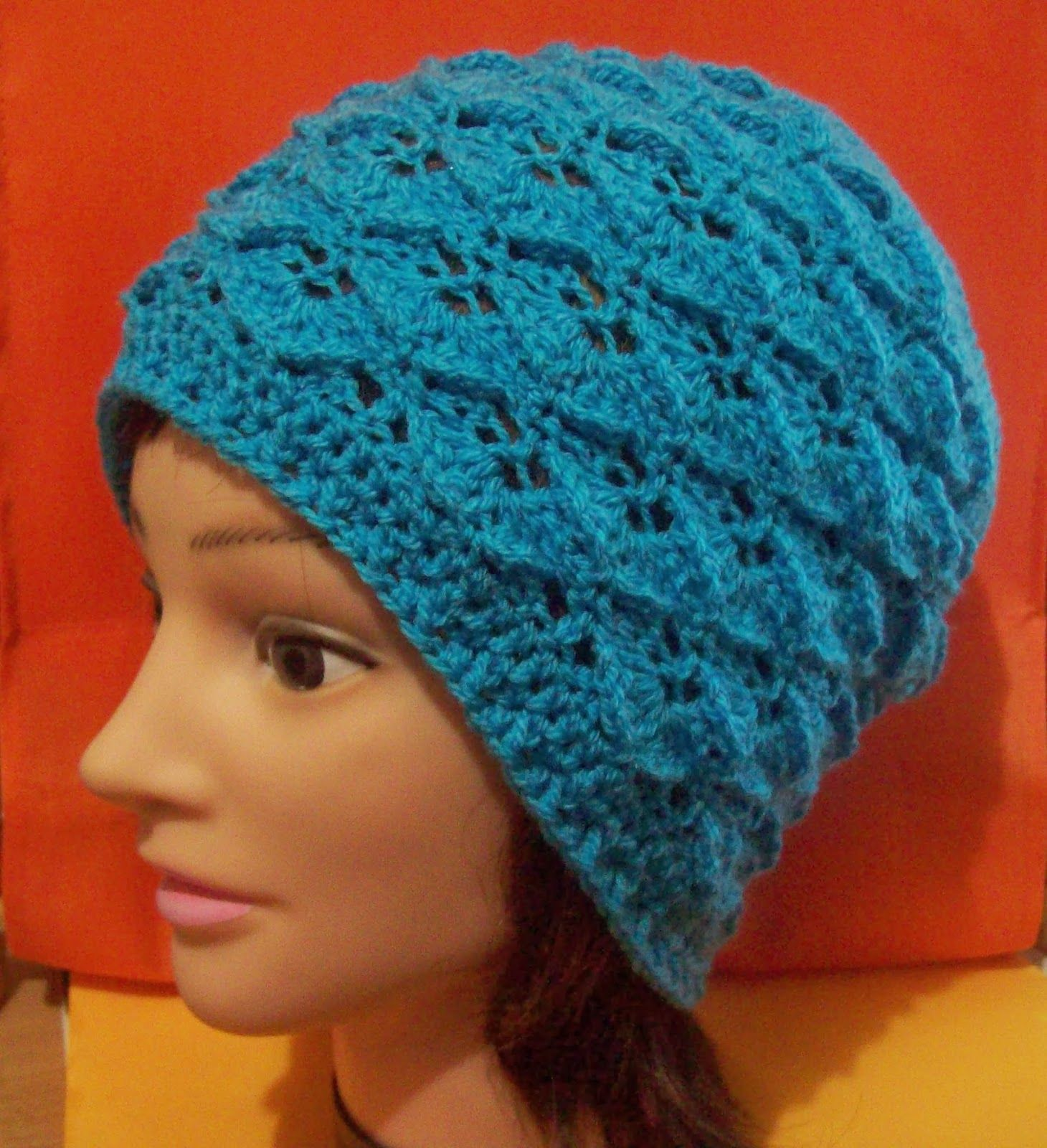 The Dragon Scale – Adult Hat – Free Crochet Pattern  84056586139