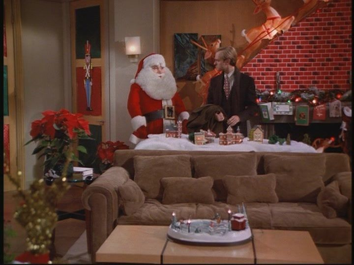 frasier and friends christmas episodes the iron giant muppet christmas carol etc