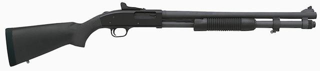 Mossberg 590 Pump Action Shotgun