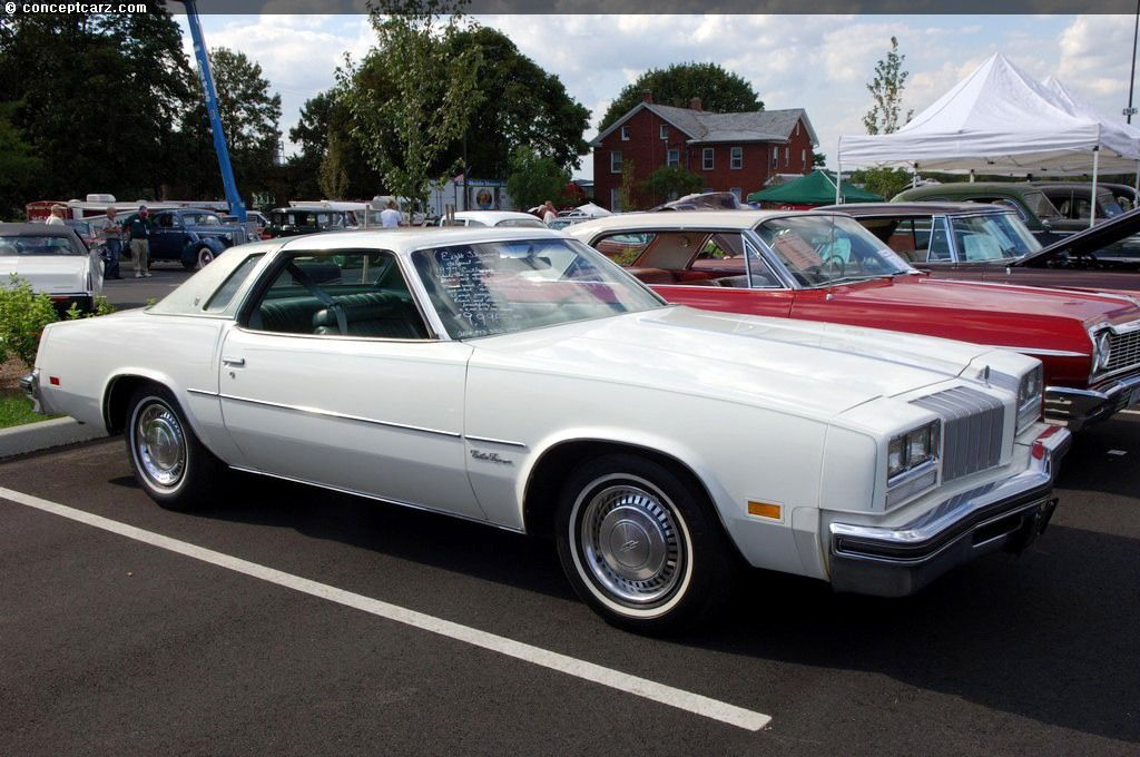 1977 Oldsmobile Cutlass Supreme 73 77 Cutlass Supreme