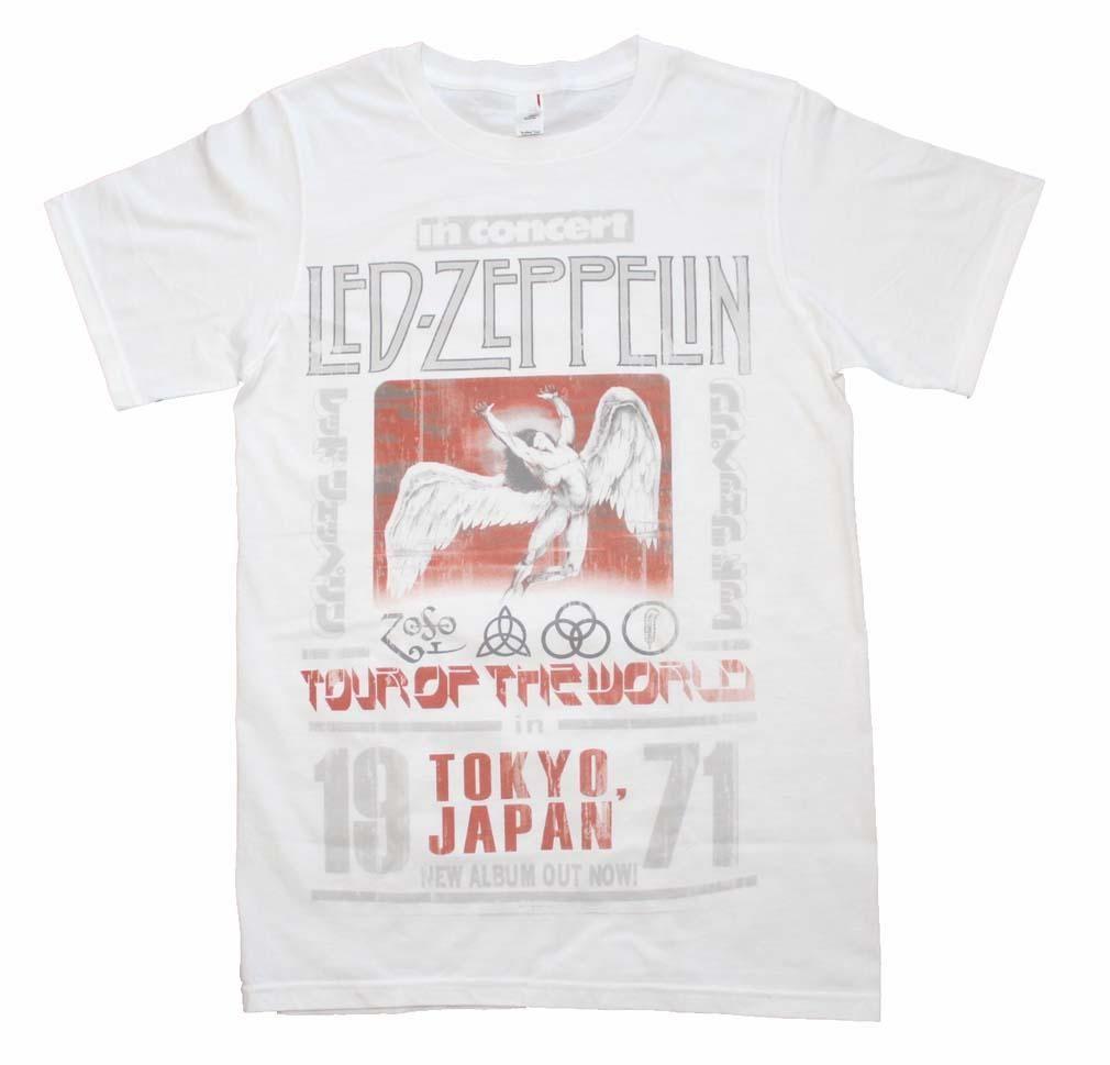 Led zeppelin tokyo 71 t shirt led zeppelin and products led zeppelin tokyo 71 t shirt biocorpaavc