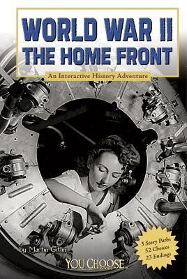 World War II on the Home Front - Martin Gitlin.  It's December 1941. The United States has just entered World War II. How will you help your country fight for its freedom? Will you: Help keep the country's economy going as a young mother in the work force? Try to fit into society as a wounded African American veteran? Help end prejudice against Japanese citizens as a 12 year old California boy?