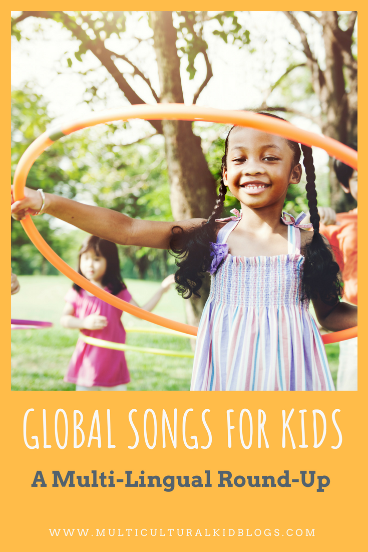 World Music for Kids: A Multilingual Round-Up of Song Lists