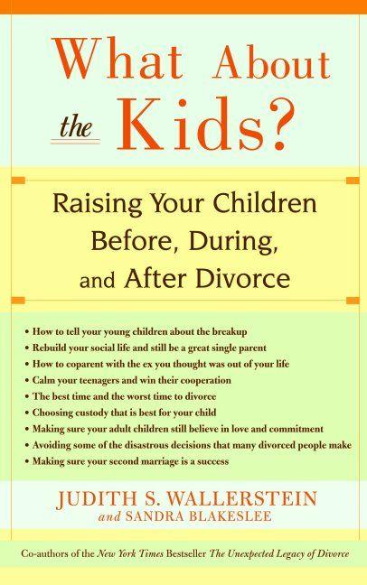 divorce dating kids