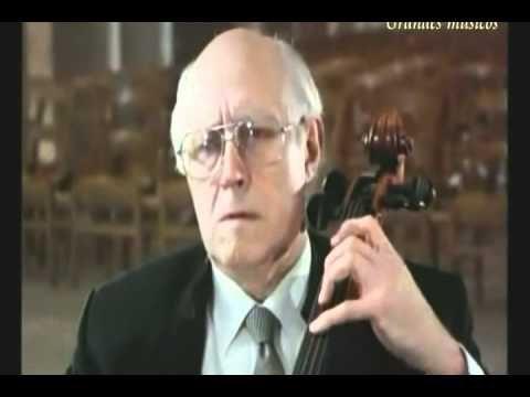 Rostropovich -- BACH (DVD Completo)