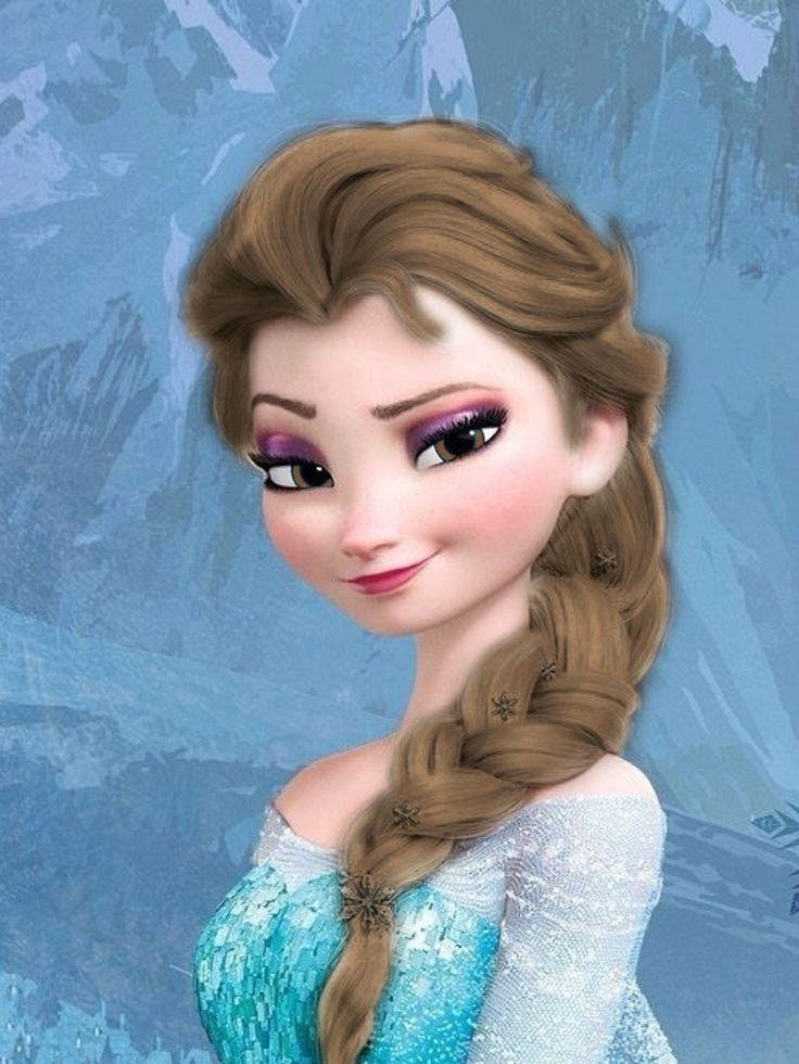 elsa with different elements - Google Search (With images ...