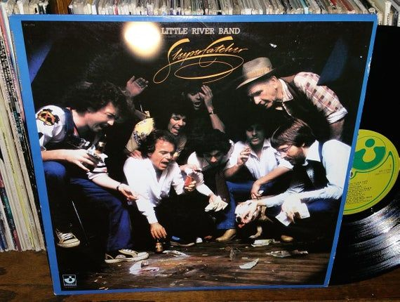 Little River Band Sleeper Catcher Vintage Vinyl Record In