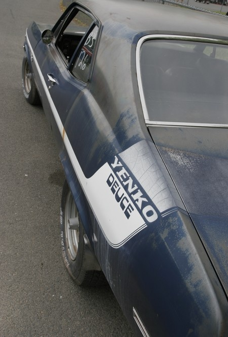 1970 Chevrolet Nova Yenko Deuce 350 cid / 370 horsepower