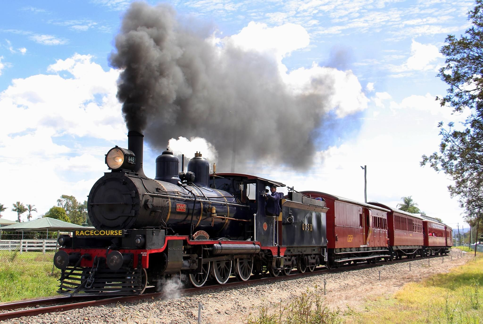 Steam-Powered Vintage Trains to Return – Pakistan Railways