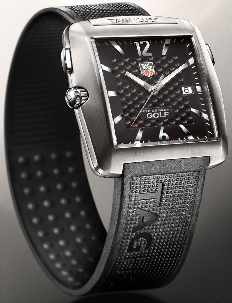 Tag Heuer Professional Golf Watch 2 Zegarek Moda Meska Moda