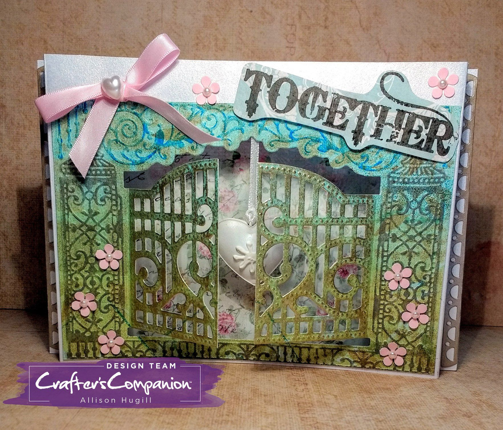 CRAFTERS COMPANION CUT /& EMBOSS FOLDERS BY GEMINI