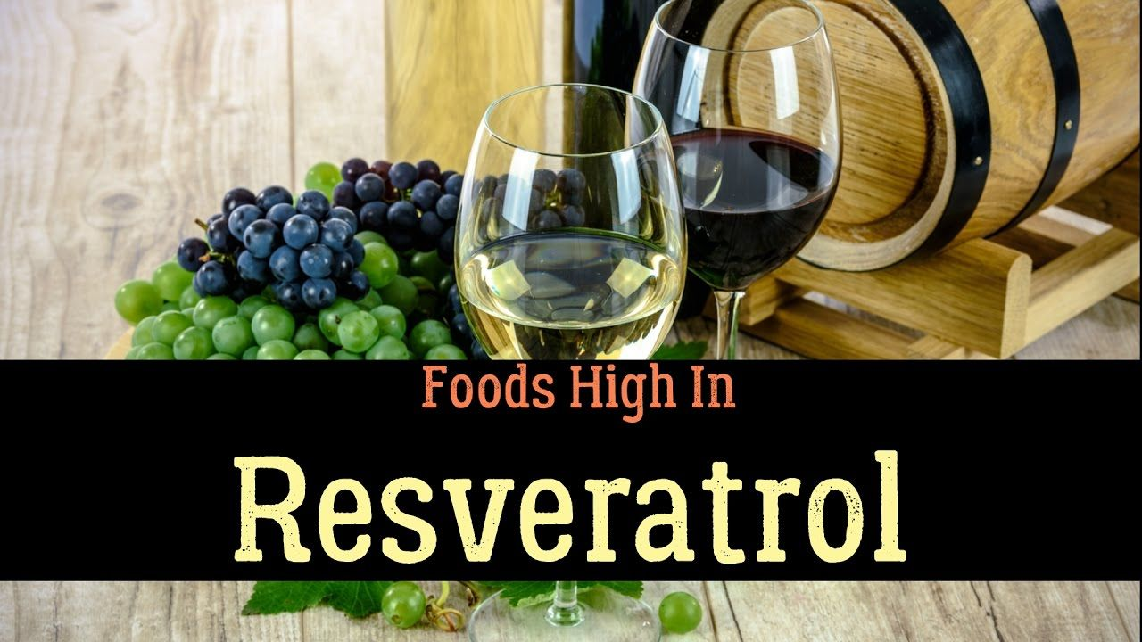 Foods High In Resveratrol Health Benefits Resveratrol Health