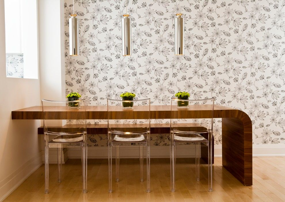 Modern Dining Room Lucite Chairs Furniture