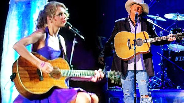 Taylor Swift Covering Alan Jackson S Where Were You Country