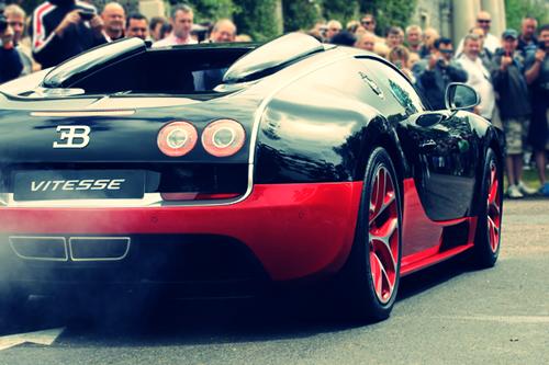 Bugatti Veyron GS Vitesse