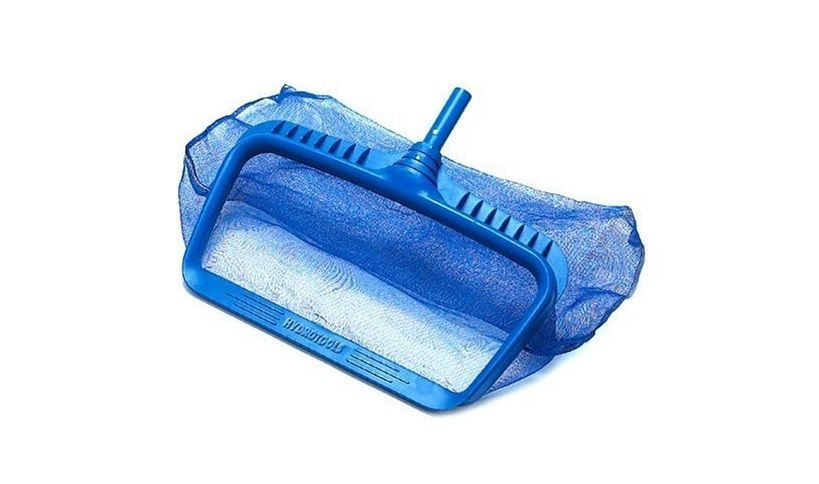 Professional Heavyduty Net Skimmer Deep Bag Pool Leaf Rake Tool Spa Brush Pole Hydrotools Pool Bags Pool Cleaning Tools Swimline