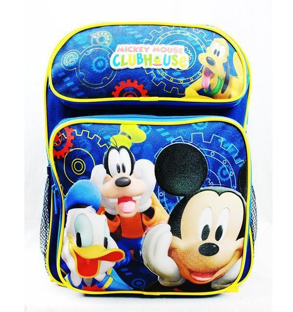 14.99 - Nwt Mickey Mouse Clubhouse 14