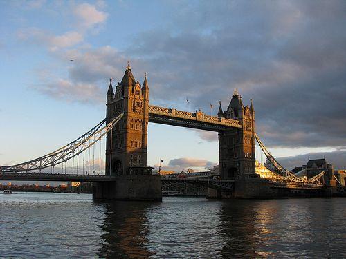 Tower Bridge, Londres, Inglaterra