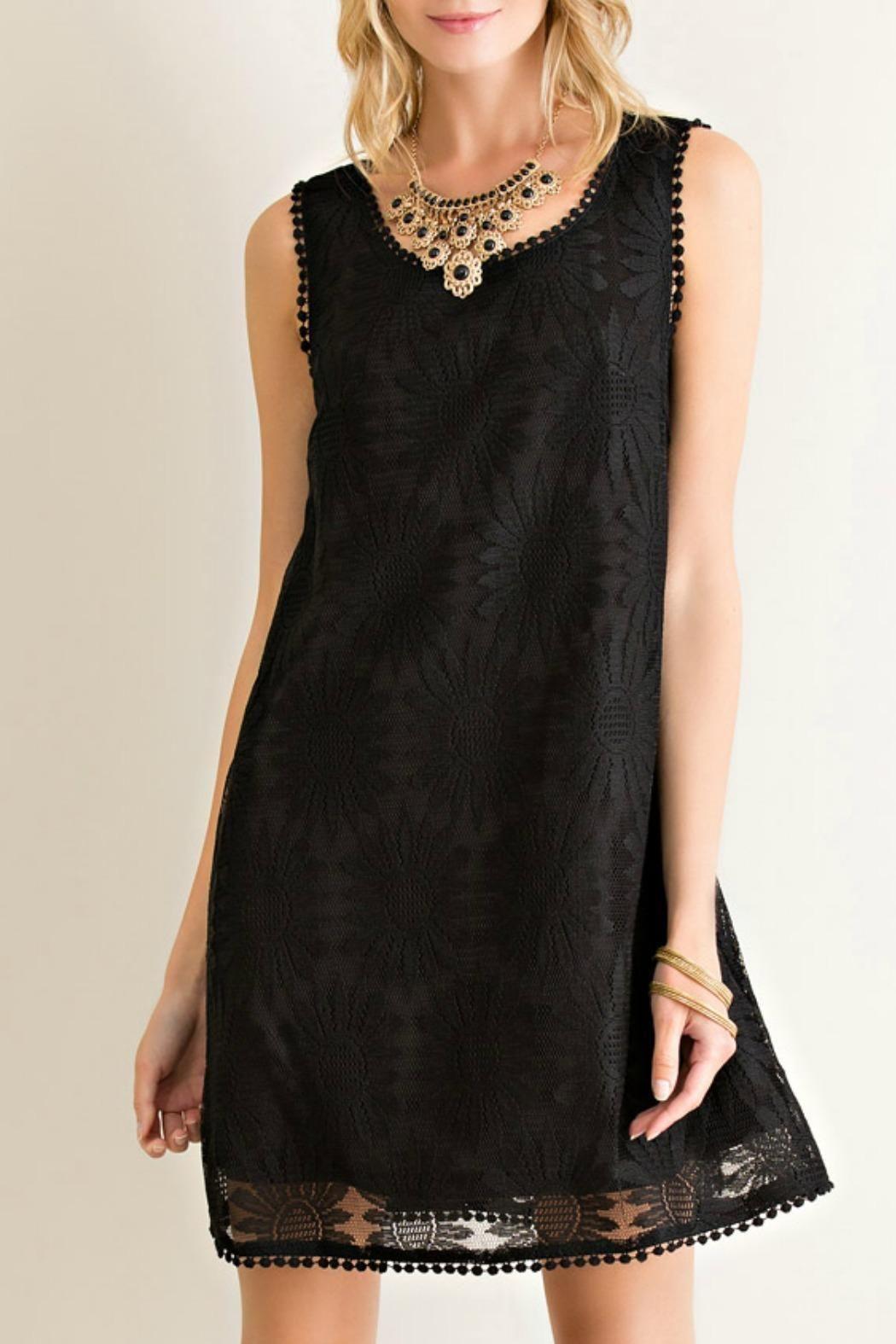 Entro black lace dress black laces lace dress and closure