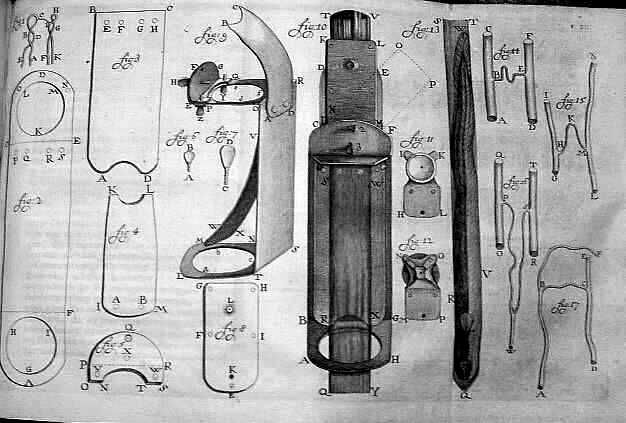 Sept 17 1683 Van Leeuwenhoek Gives Us Reason To Brush And Floss
