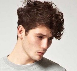 Men Curly Hairstyles Image Result For Mens Curly Hairstyles  Trims  Pinterest  Men